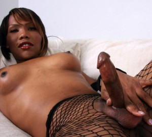 Asian-tranny-big-willy